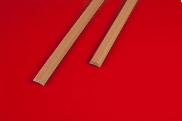 PVC Drip Mould Large (Weather Bar)