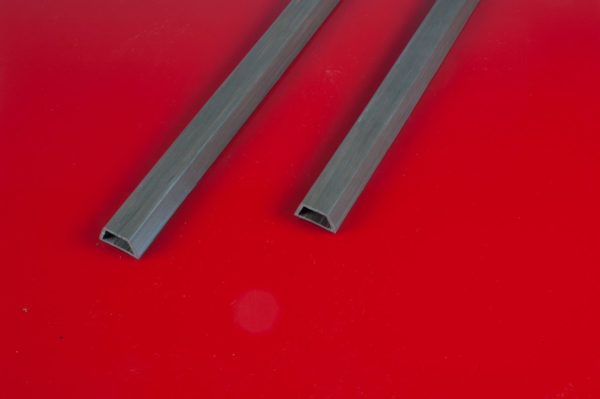 PVC Drip Mould Simple (Weather Bar)