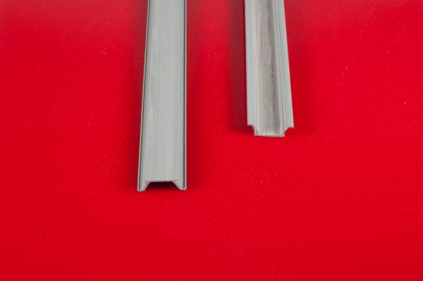 PVC Drip Mould (Weather Bar) Scotland